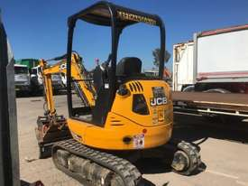 2018 JCB 8025 ZTS 2.6T MINI EXCAVATOR WITH HYD HITCH, 3 BUCKETS, RIPPER AND 135HRS. - picture3' - Click to enlarge