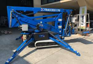 Traccess T170 Spider lift - used