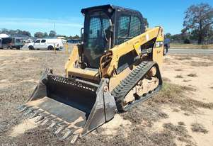 Cat 239D Track loader for sale