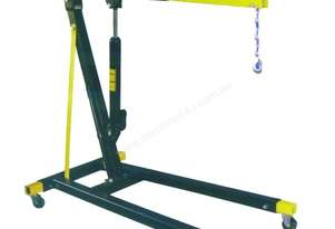 Tradequip Foldable 1 ton engine crane