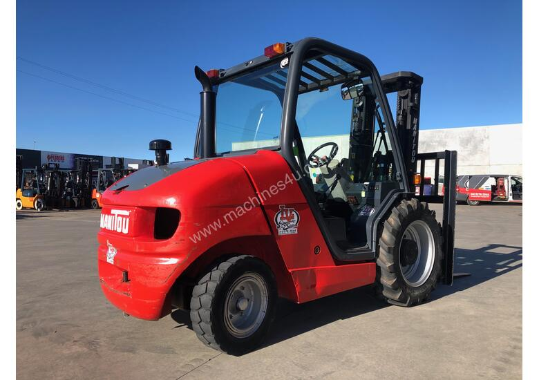 Manitou MSI30 All Terrain Forklift