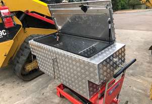 Alloy Tool Box  Custom Built Suit Ford Ranger Dual Cab