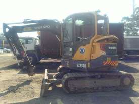 Volvo ECR58D - picture2' - Click to enlarge