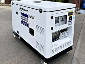 10kW ITC Power Silent Diesel Generator  - picture1' - Click to enlarge