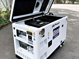 10kW ITC Power Silent Diesel Generator  - picture2' - Click to enlarge