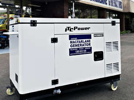 10kW ITC Power Silent Diesel Generator  - picture0' - Click to enlarge