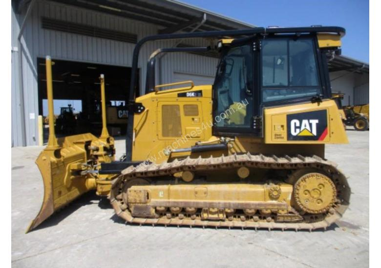 2017 Caterpillar D6K2 XL Dozer