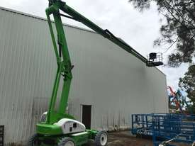 11/2012 Nifty HR21 - Lightweight 4 Wheel Drive Hybrid Powered Knuckle Boom - picture1' - Click to enlarge