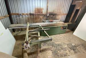 Used Panel Saw, good working condition. Rips up to 620mm.