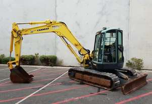 Used excavator for sale - Yanmar Vio70 7t Excavator