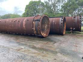 2500 mm ID heavy wall pipe, 30 mm wall thickness, 10 m long (2 pieces) - picture1' - Click to enlarge