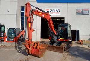 Used Kubota 8t KX080-3 for sale