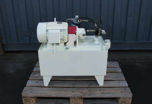 4kW 80L Hydraulic Power Pack Unit - Heald