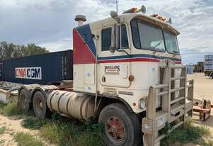 1980 Kenworth K125 Prime mover