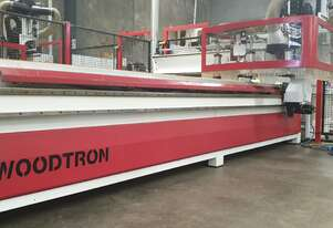 PRE-OWNED WOODTRON ADVANCE AUTO 3618 YEAR 2014 - Machine Location Sydney