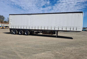 Freighter R/T Lead/Mid Curtainsider Trailer