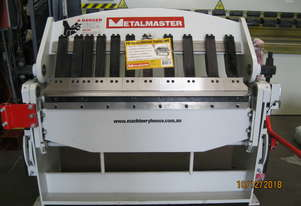 Hafco Metalmaster 1250mm x 2mm Manual Panbrake