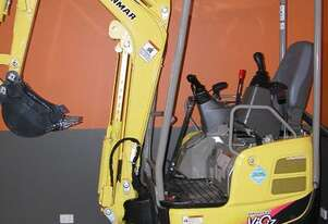 Yanmar Vio17 Track Mounted For Hire