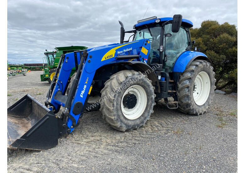 New Holland T7.220 FWA/4WD Tractor