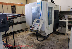 Mikron VCP 600 Vertical Machining Centre