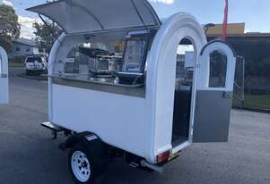Coffee Trailer King Mid Sized Standard Package