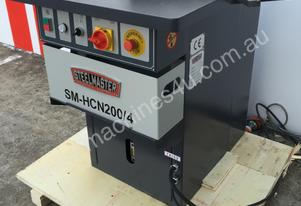 Heavy Duty 200mm x 4mm Notcher - Look at specs