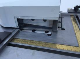 Heavy Duty 200mm x 4mm Notcher - Look at specs - picture10' - Click to enlarge