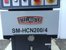 Heavy Duty Industrial 200mm x 4mm Notcher - Look at specs - picture7' - Click to enlarge