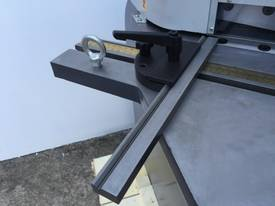 Heavy Duty Industrial 200mm x 4mm Notcher - Look at specs - picture11' - Click to enlarge