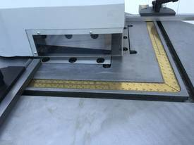 Heavy Duty Industrial 200mm x 4mm Notcher - Look at specs - picture12' - Click to enlarge