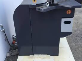 Heavy Duty Industrial 200mm x 4mm Notcher - Look at specs - picture15' - Click to enlarge