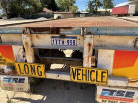Trailer Dog Trailer 2 axle 21ft SN1019 1TTV958 - picture0' - Click to enlarge