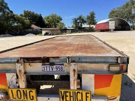 Trailer Dog Trailer 2 axle 21ft SN1019 1TTV958 - picture1' - Click to enlarge