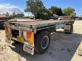 Trailer Dog Trailer 2 axle 21ft SN1019 1TTV958 - picture2' - Click to enlarge