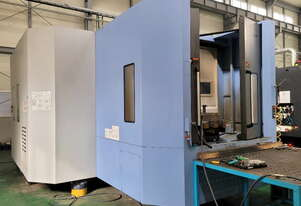 2017 Doosan NHM6300 Twin Pallet Horizontal Machining Centre