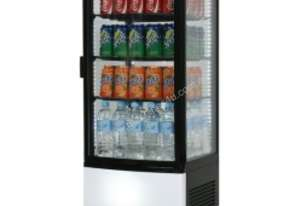 Bromic CT0100G4BC - Curved Glass 98L LED Chiller