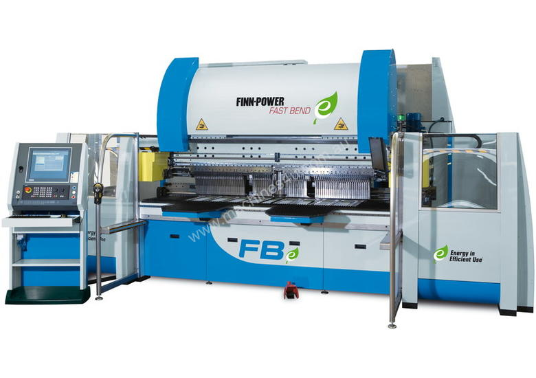Finn-Power FastBend - A new bending solution for c