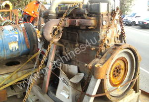 isuzu 6RB , for rebuild use , complete with turbo