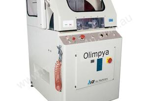 OLIMPYA - SEMI AUTOMATIC SINGLE HEAD CUTTING OFF