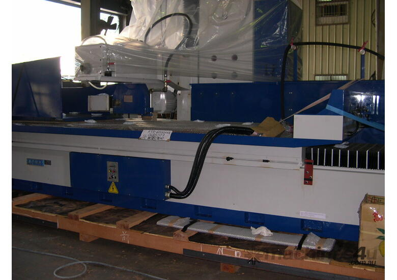 Ajax Taiwanese Large Capacity Surface Grinder