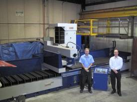 Ajax Taiwanese Large Capacity Surface Grinder - picture0' - Click to enlarge