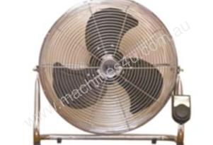 FLOOR FAN - 3 SPEED - 450MM - INDUSTRIAL