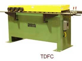 DUCTFORMER TD-FC Machine DUCT FLANGE ROLLFORMER - picture0' - Click to enlarge