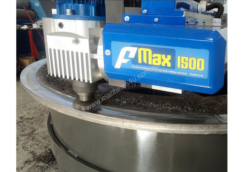 FMax 1500 Portable Universal Lathe / Mill