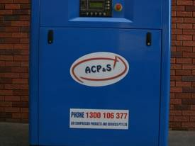 German Rotary Screw - 25hp / 18.5kW Air Compressor - picture0' - Click to enlarge