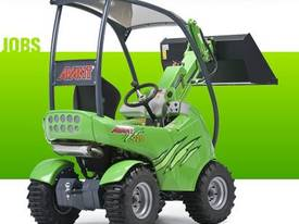 Avant 200 series - Mini Loader