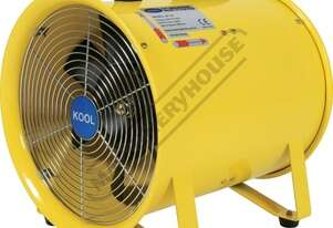 AF-30 Industrial Axial Flow Floor Fan - 300mm Ø300mm Fan Blade 60 cub M/min Air Flow