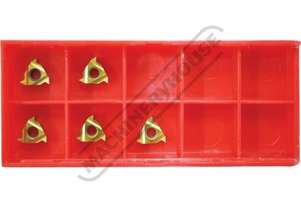 L0545 11ERM Carbide Inserts - External Threading 55º  Grade P30 5 Inserts Per Pack
