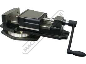 VK-8 K-Type Milling Vice 203mm - picture2' - Click to enlarge