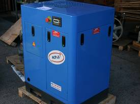 German Rotary Screw - 5.5hp / 4kW Air Compressor - picture6' - Click to enlarge